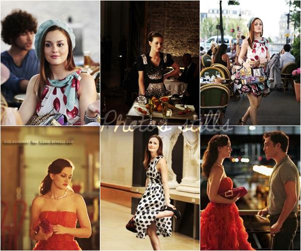 """Exclusivement ; Découvre des photos stills des épisodes """" Belles du jour """" & """" Double Identity """""""