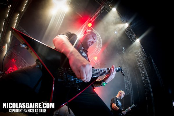 Loudblast - Burial Ground - A Bloody Oath (New Album 2014)