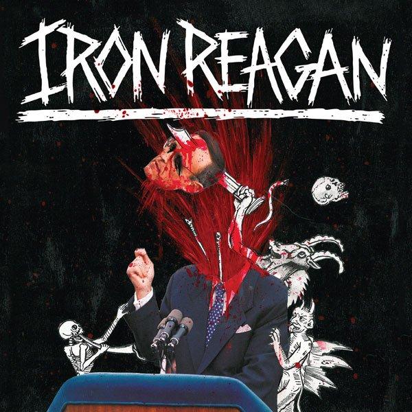 "IRON REAGAN - ""Miserable Failure"" (Official Music Video)"