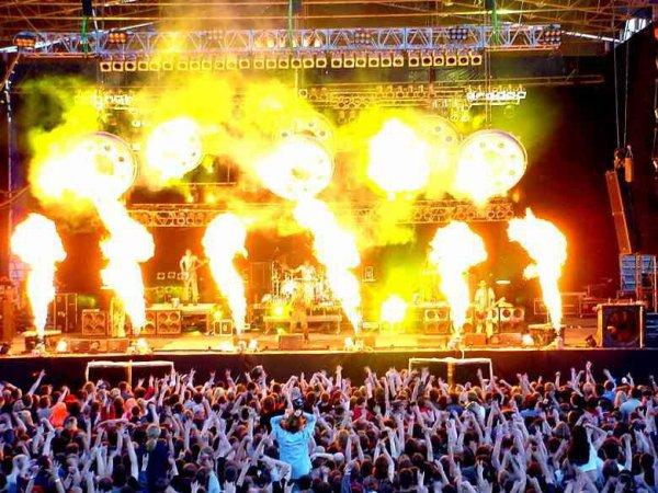 Rammstein Live 1996 Bizarre Festival (Full)