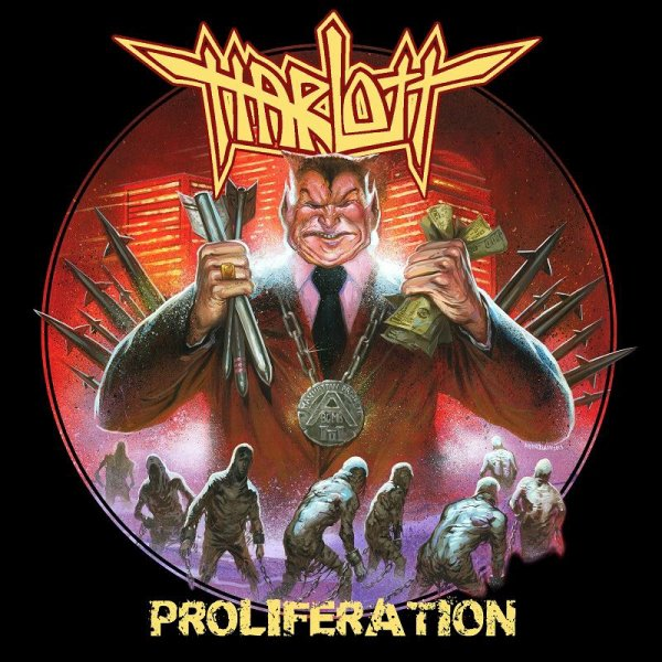 Harlott - Proliferation (Full Album)