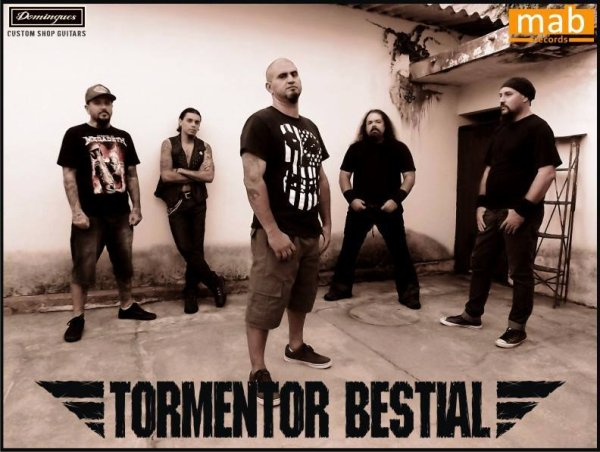 Tormentor Bestial - Human Trash [Official Video] 2015 HD