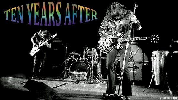 Ten Years After - I`m Coming On * Tour 2016