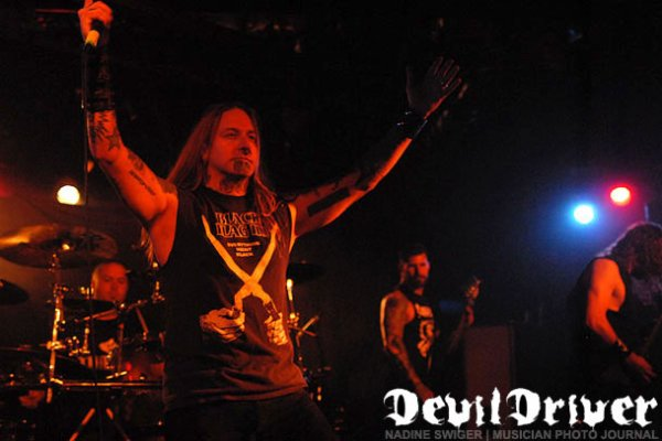 DEVILDRIVER - Daybreak (Audio) | Napalm Records