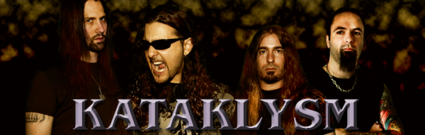 KATAKLYSM - Blood In Heaven (OFFICIAL MUSIC VIDEO)