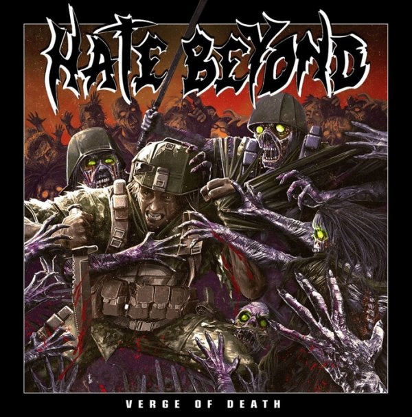 "HATE BEYOND ""GRAY WORLD"" promo for new album 2016"