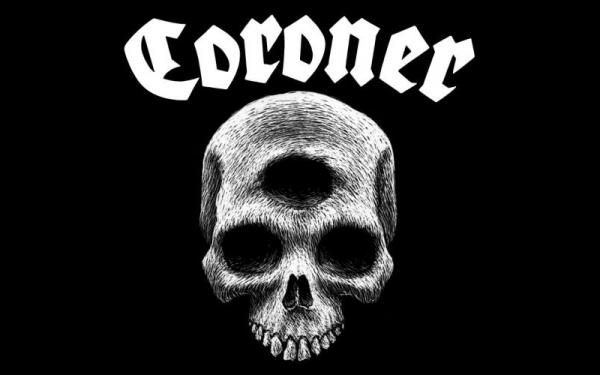 Coroner - Masked Jackal [2016 Fan Remastered]
