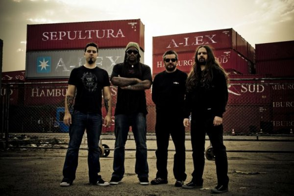 Sepultura – I Am the Enemy (Single 2016)