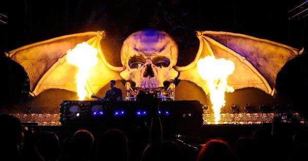 Avenged Sevenfold - The Stage (Full Album)   2016