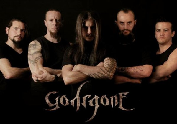Gohrgone  - The Ember Grave (Metal from Paris, France)
