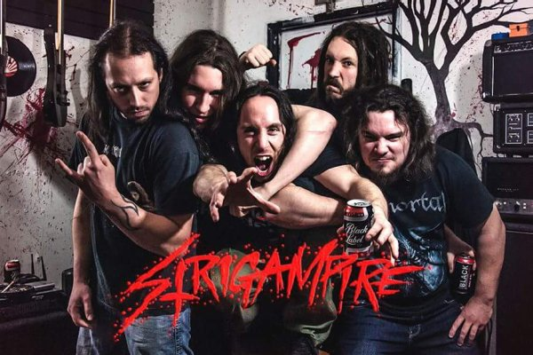 Strigampire - Bloody Tinged Autumn (video clip)