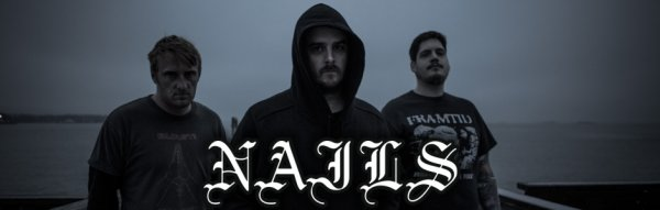 NAILS - You Will Never Be One Of Us (OFFICIAL MUSIC VIDEO)