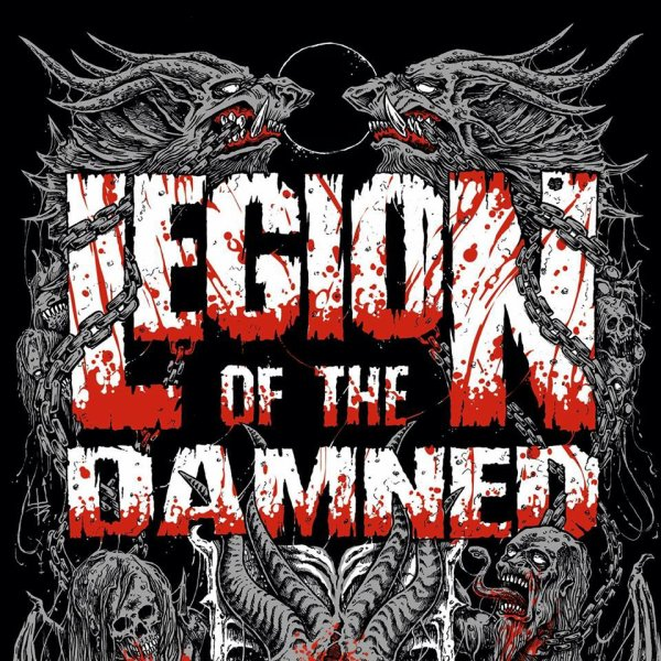 LEGION OF THE DAMNED - Slaves Of The Southern Cross (Official Video) | N...