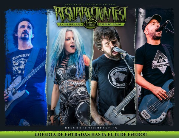 Arch Enemy  Live Full Concert 2019