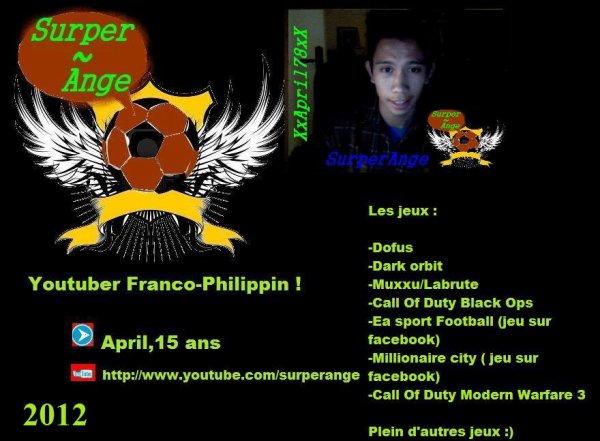 SurperAnge ! ~2012~ ||XxApril78xX||