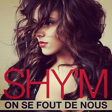 "shy'm et son nouveau single""on se fout de nous"""