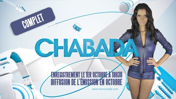 Shy'm dans l'émission Chabada