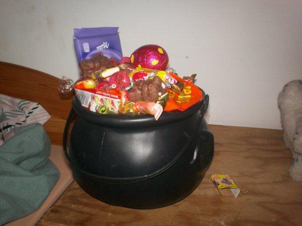 Mon Halloween 2012