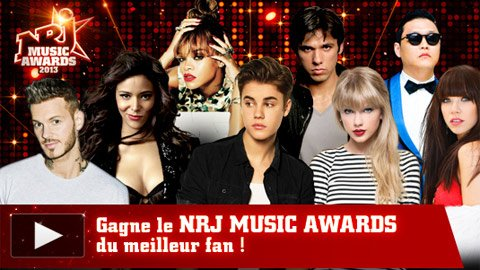 NRJ Music Awards 2013