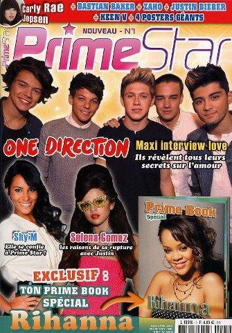 Shy'm dans plusieurs magazines...