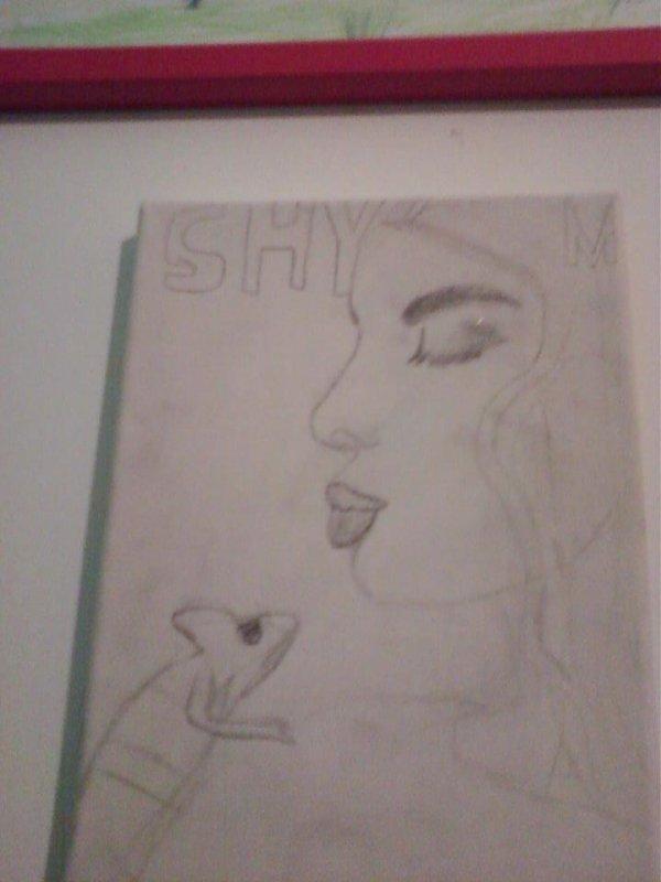 ShimiDessin de ma soeur de 10 ans ^^