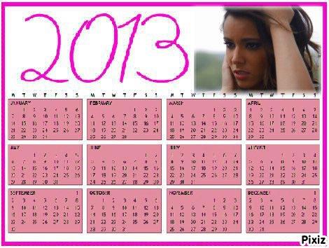 Agenda Mars 2013