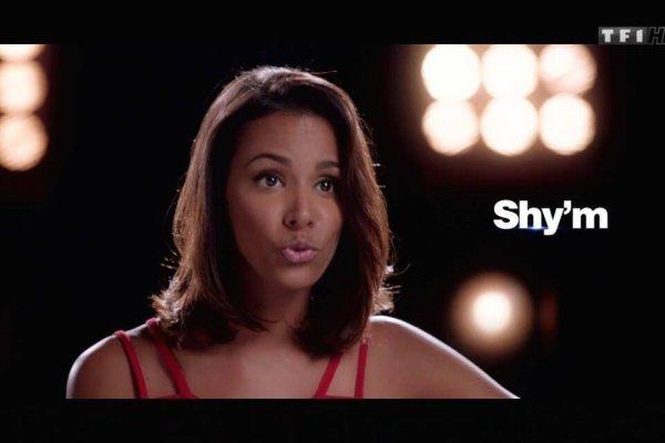Shy'm a dit :