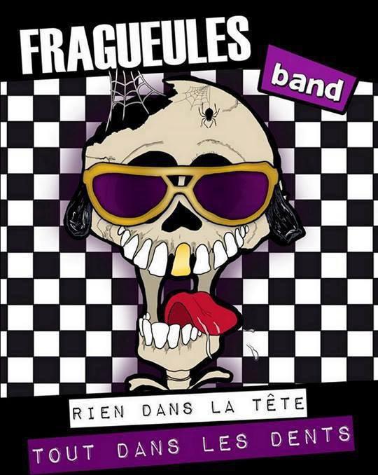 """LES FRAGUEULES BAND"""