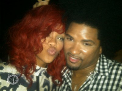 | Rihanna at Matt Kemp's birthday ~ September 23rd, 2010