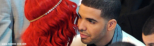 Drake recorded a duet with Rihanna