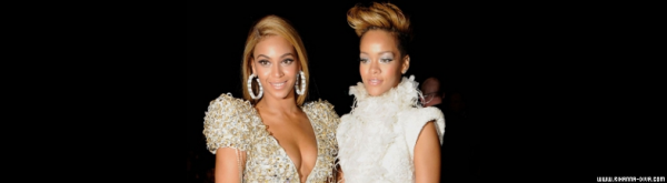 Rihanna duets with Beyonce ??