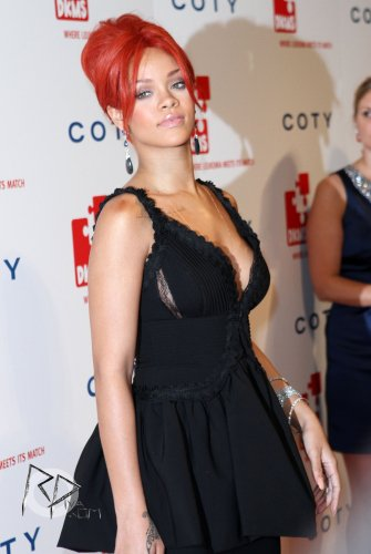 Rihanna Gala DKMS in New York