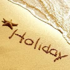 Chapitre 1☮  Holidays ...