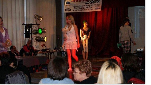 défilé miss mouscron  2011