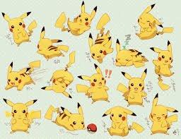 Pikachu , pokémon phare depuis le début des jeu pokémon