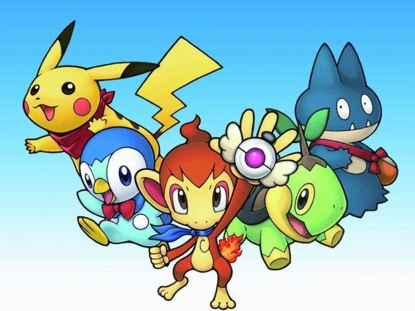 petits pokemons