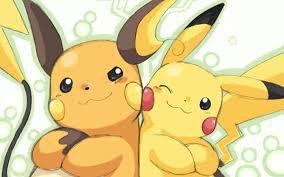 Pikachu et Raychu !