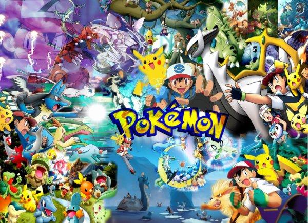 pokemon multicolor