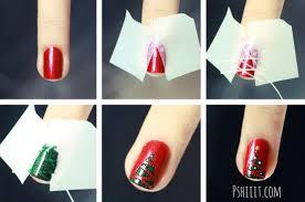 Tuto nail art NOEL !!!!