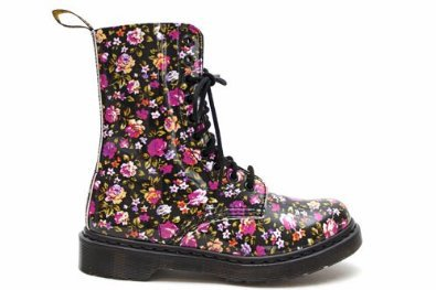 Coup de coeur chaussure fleuri