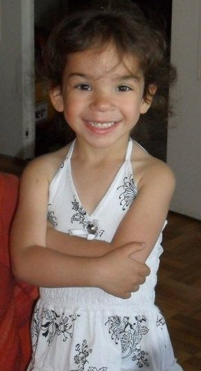 Alicia... Une petite princesse pleine de courage...