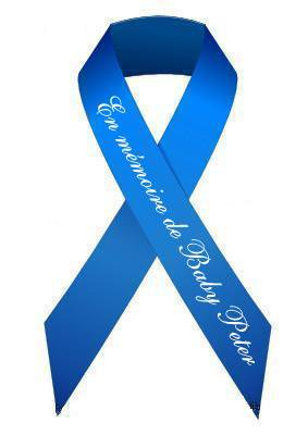 Marche à la mémoire de Baby Peter et des enfants maltraités, le 3 août.