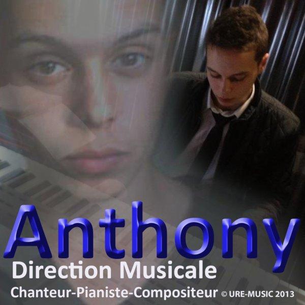 Anthony Super Pianiste Compositeur! Le Ches Des Musicien c'est lui !