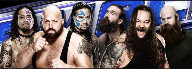 Un match par équipe annoncé pour Smackdown