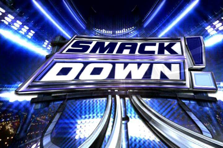Changement d'un match à Smackdown