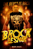 Brock Lesnar est sûr de gagner ce dimanche