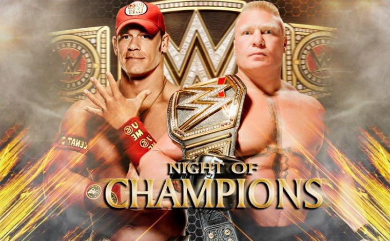 Night Of Champions : Deux prétendants au titre, deux destins