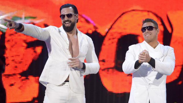 Damien Sandow : son association avec The Miz a du bon !
