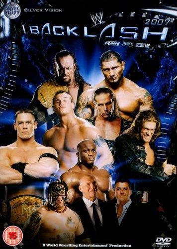 Rappel | WWE Backlash 2007
