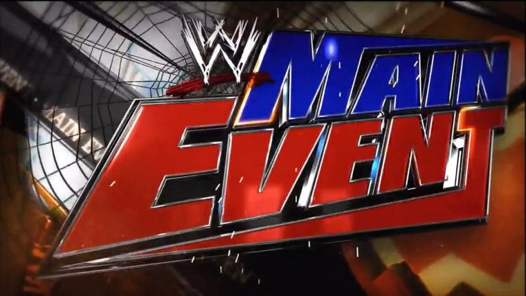 WWE Main Event du 11  Novembre 2014